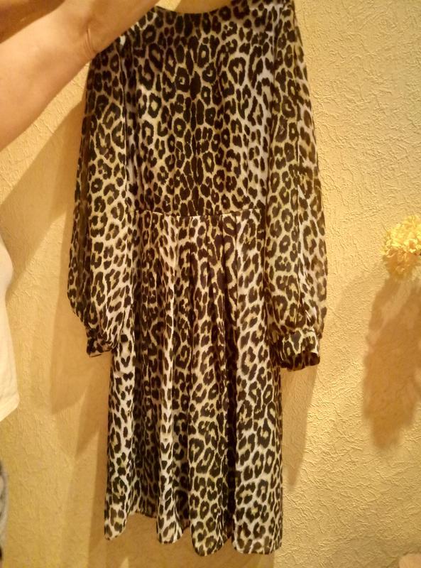 370e9147e7f Супер леопардовое платье от veramix!1 фото ...