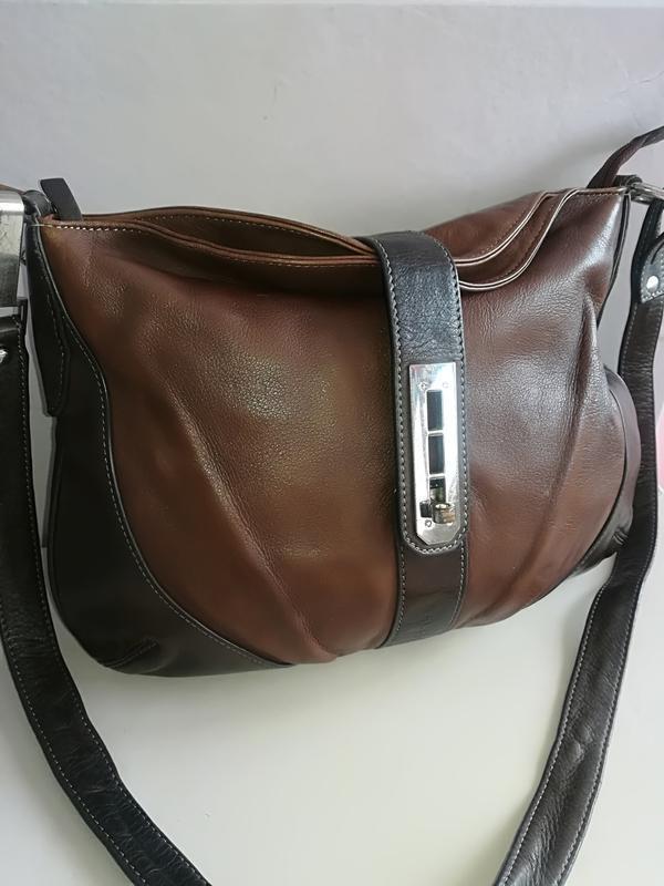 673e284ce855 Кожаная сумка(натуральная кожа) katana франция, цена - 280 грн ...