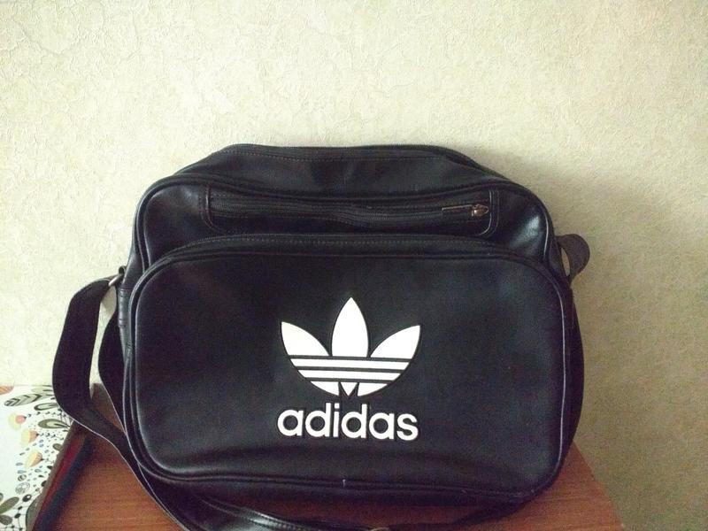 35ed2051 Кожаная сумка adidas Adidas, цена - 400 грн, #10304260, купить по ...