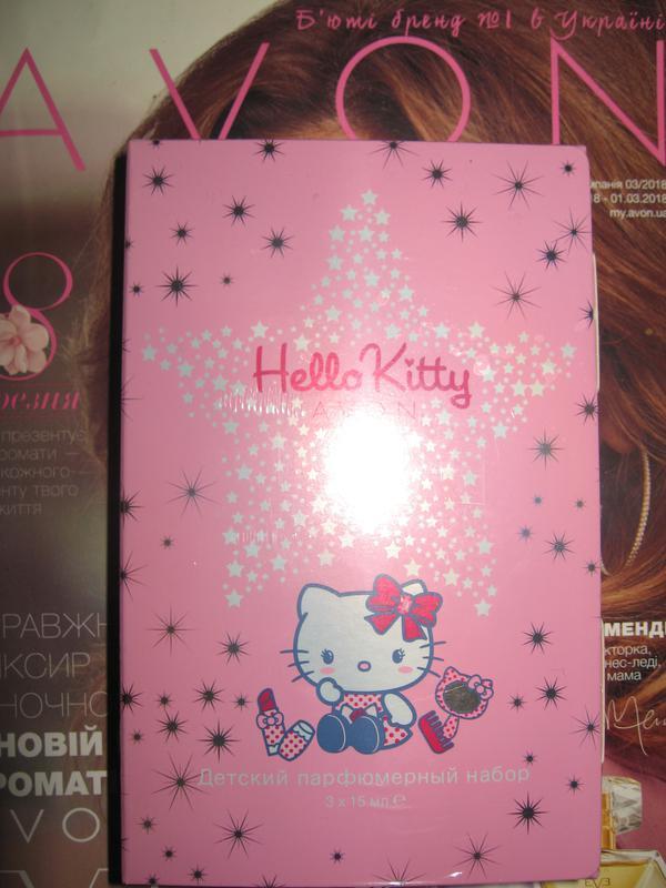 0a273f2acac5 Детская косметика avon hello kitty Avon, цена - 130 грн, #10309278 ...
