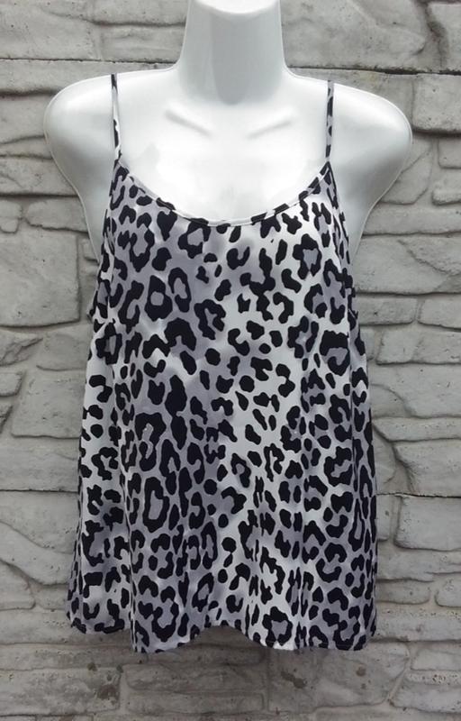 Красивая майка в леопардовый принт next Next, цена - 40 грн, #10314082, купить по доступной цене | Украина - Шафа