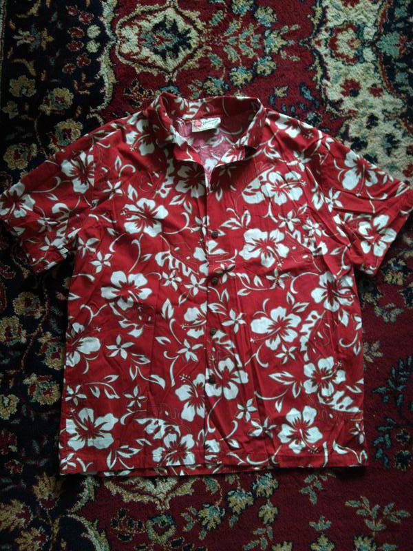 454c99fe876290f Гавайская рубашка, цена - 210 грн, #10321786, купить по доступной ...