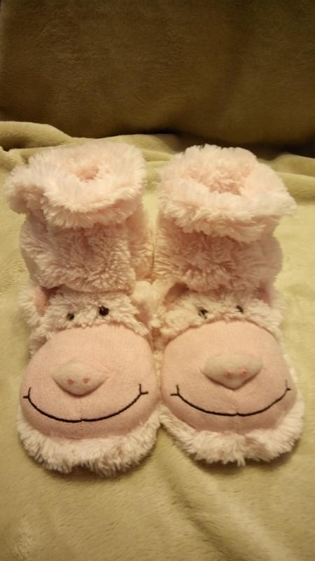 3b299eafb57f8 Меховые тапочки сапожки розовый мишка, цена - 245 грн, #10333759 ...