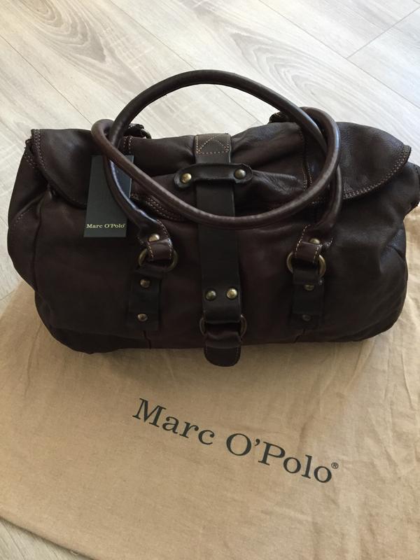 81cfa1061645 Кожаная сумка marc o'polo, оригинал, новая Marc O Polo, цена - 6500 ...