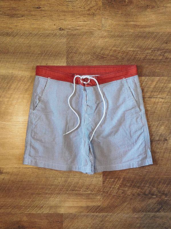 Шорты мужские шорты пляжные м l шорти чоловічі шорти пляжні в полоску пляж  m1 ... 415318180865f