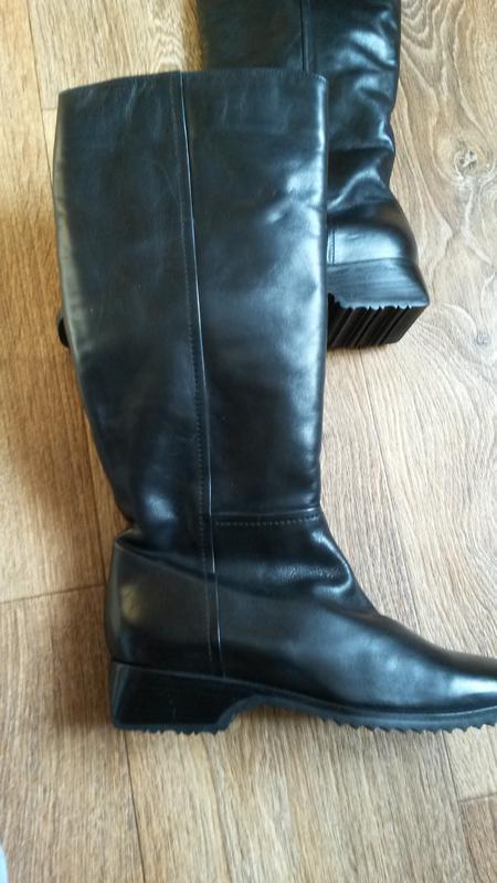 84618f1d8a821d Зимові шкіряні чоботи на цигейці, цена - 2999 грн, #10366238, купить ...