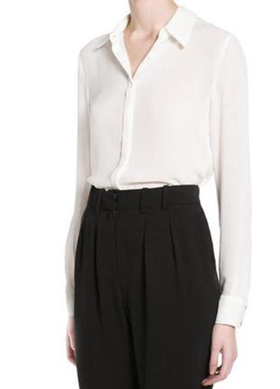 ad86bd9b73e Белая блузка