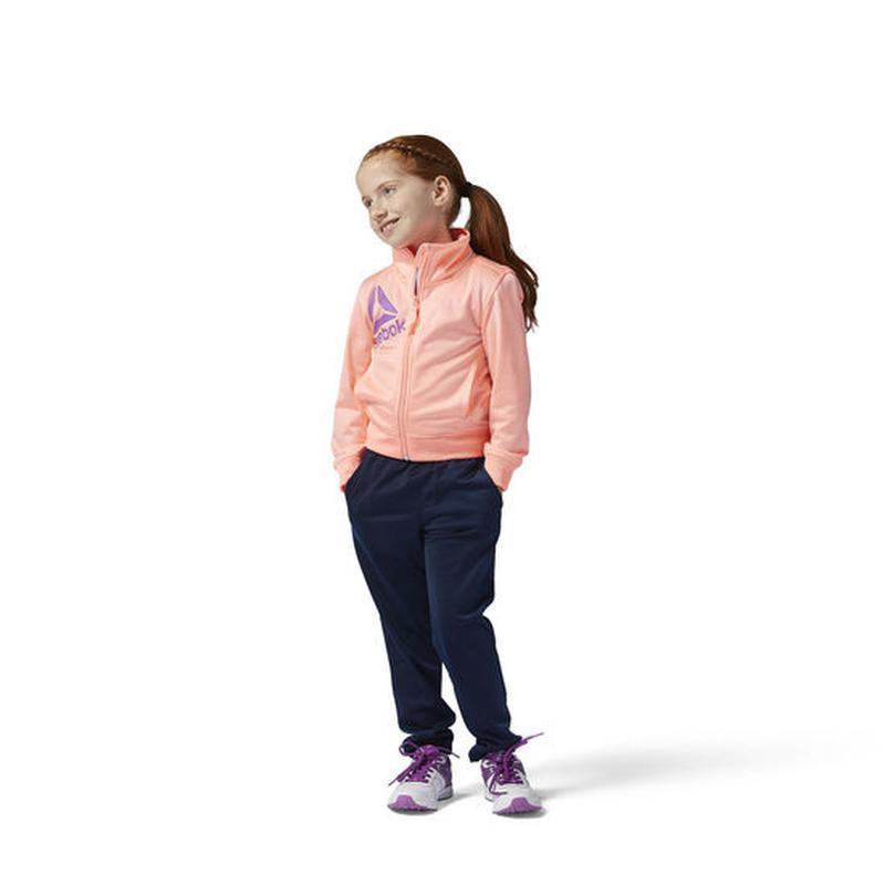 Яскравий спортивний костюм для дівчинки reebok оригінал Reebok 30d67f6f4a85e