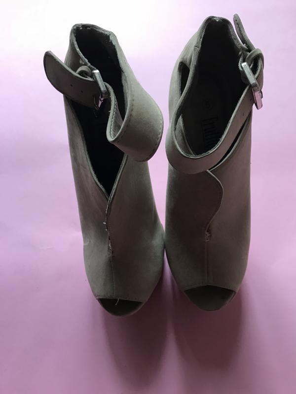Truffle туфли с открытым носком ASOS, цена - 250 грн,  10406914 ... 34fca76d515