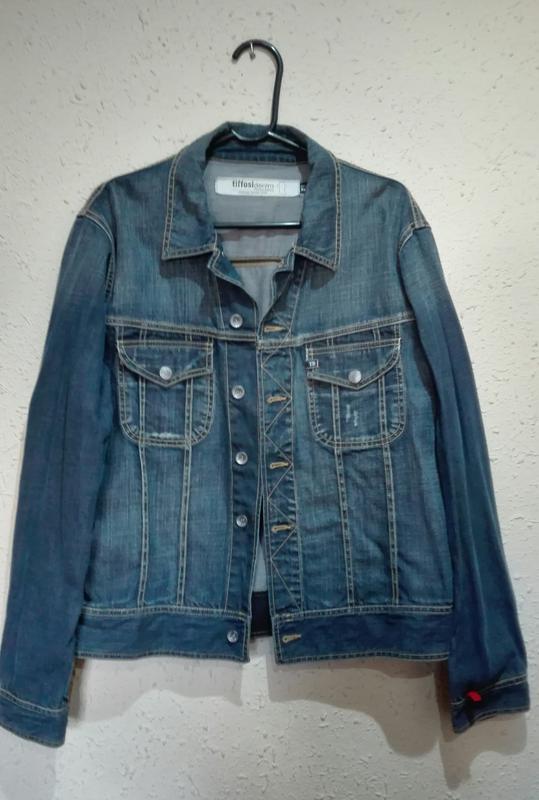 Джинсова куртка 0631d2b9fd284