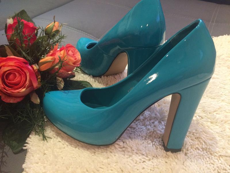 65c94e7a6b6920 Красивые туфельки красивого цвета тиффани, цена - 950 грн, #10430580 ...