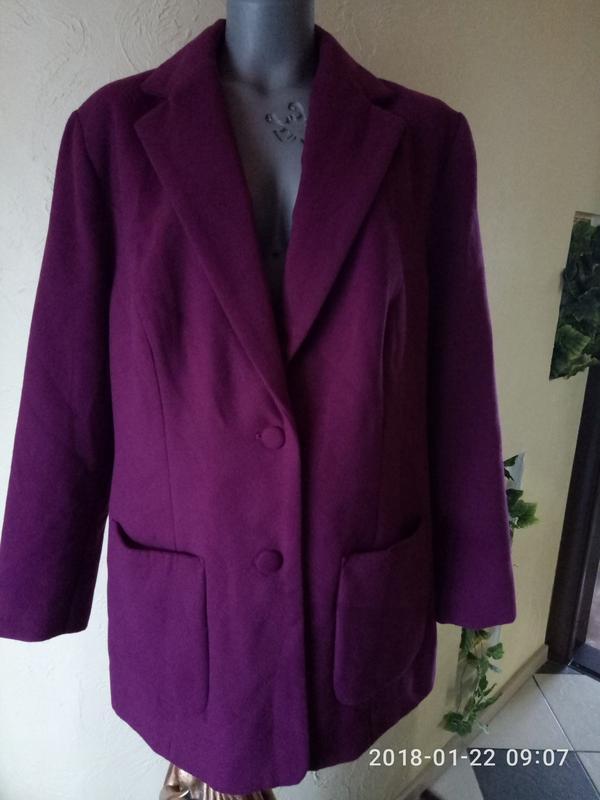 d7f4d55a933c Большой выбор верхней одежды!элегантное, пальто,жакет фуксия  супербатал(ua28)58 ...