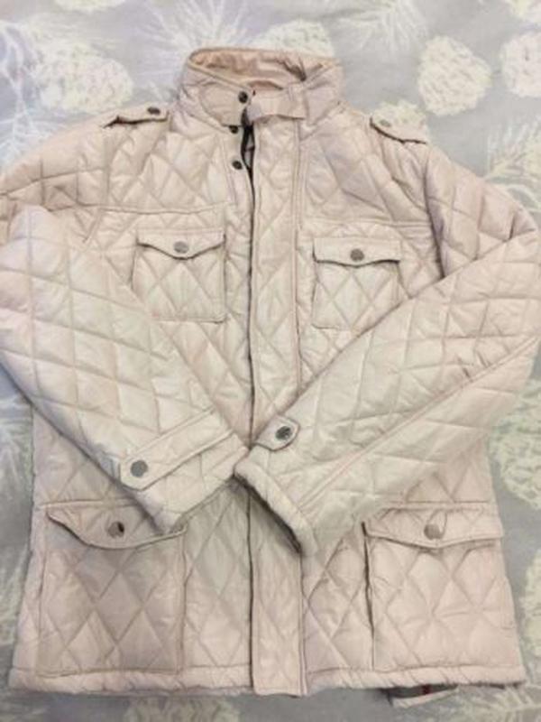 Стеганая куртка burberry Burberry, цена - 1300 грн,  10457445 ... d75d77f9649