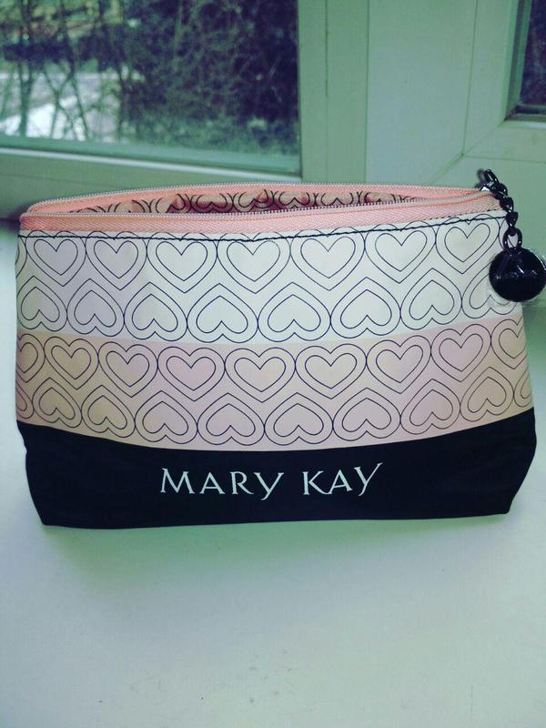 8e5135396af0 Косметичка mary kay, мери кей, сердца Mary Kay, цена - 85 грн ...
