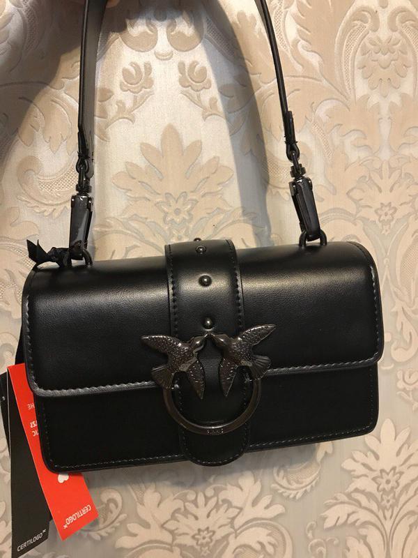 a22e13052549 Pinko mini love bag in pelle, цена - 4000 грн, #10477717, купить по ...