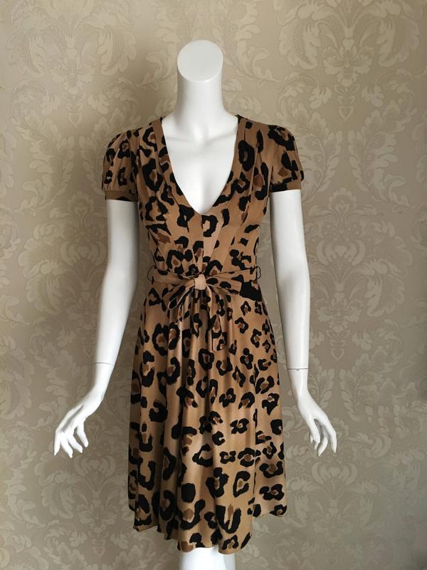 ca0d926e29d Blumarine оригинал италия шелковое трикотажное платье Blumarine ...