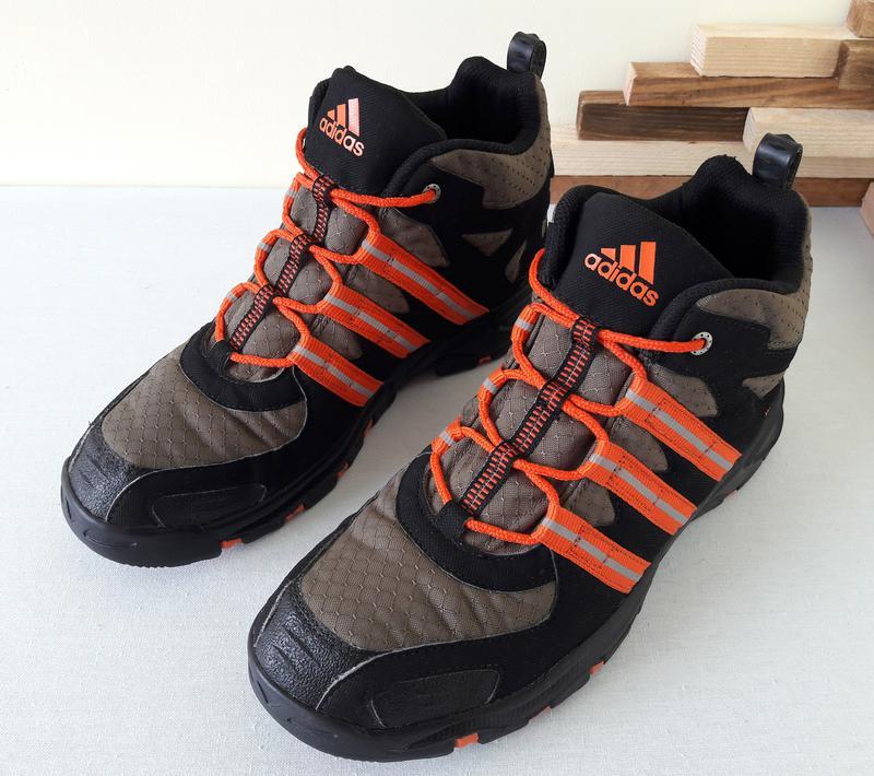 Трекинговые ботинки adidas 39 ( 25.5 см.) кроссовки (water resistant)1 ... 229d1c58b444b