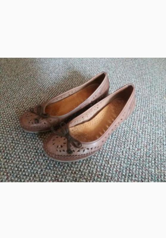 Кожаные босоножки, туфли go soft 38р 24,5 см, цена - 480 грн ... b835cb98302