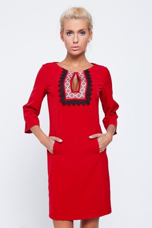 Купить платье в украинском стиле
