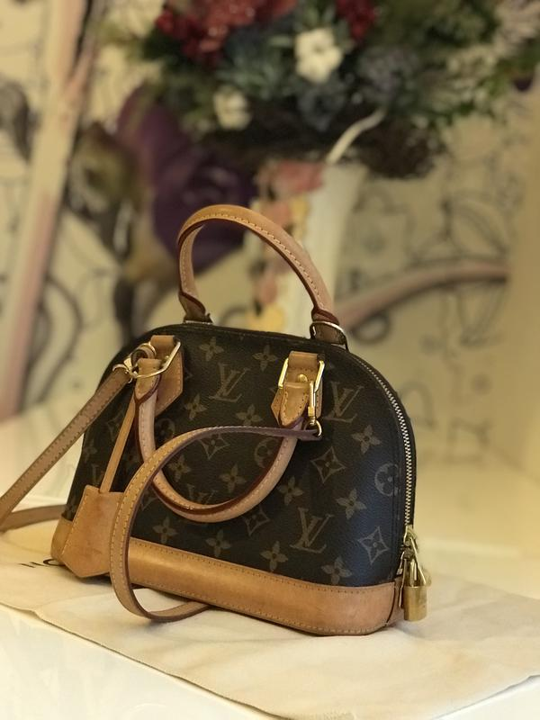 d70ca147e21f Сумка lv alma bb оригинал Louis Vuitton, цена - 15000 грн, #10519942 ...