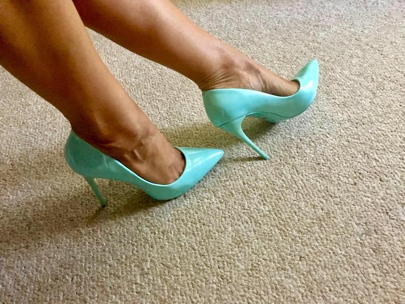 82c59e633107 Женские мятные бирюзовые туфли лодочки на каблуке, 35-40рр за 850 грн.