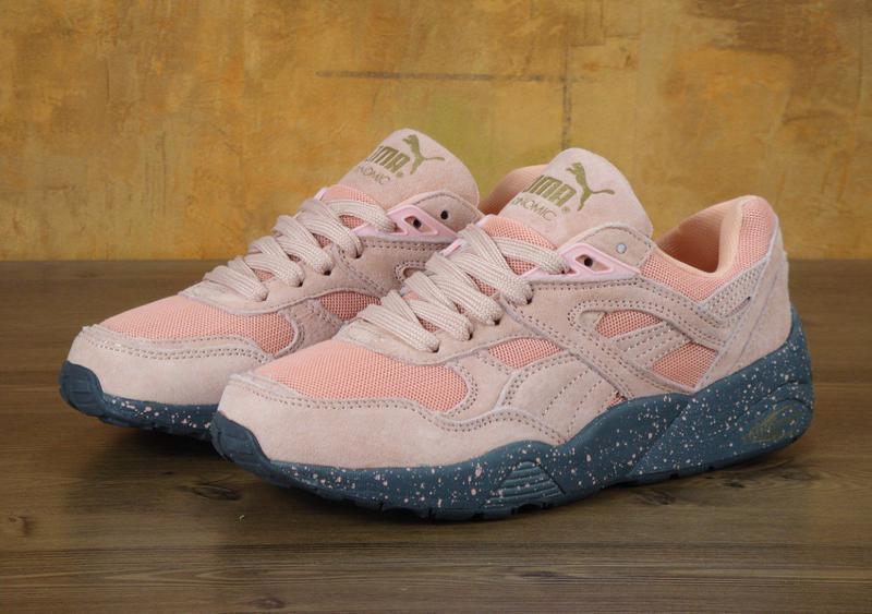 Яркие розовые кроссовки puma trinomic sakura 37 38 39 40 рр Puma ... d39262b490c