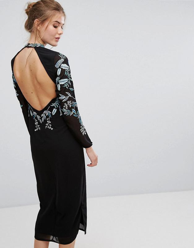 3439adb52e1a02 весняний розпродаж!hope and ivy сукня з вишивкою доставка сутки1 ...