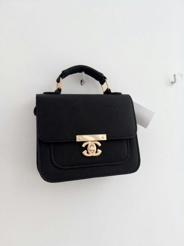80ba84d9fcfa Чорна маленька сумочка кросс боді, цена - 290 грн, #10630684, купить ...