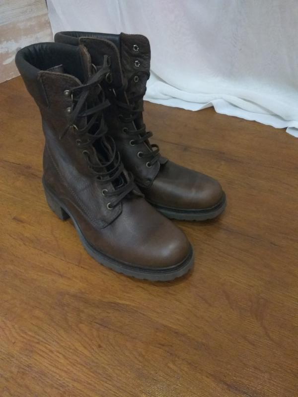 Ботинки из натуральной кожи Panama Jack, цена - 500 грн,  10637137 ... e22a1096202