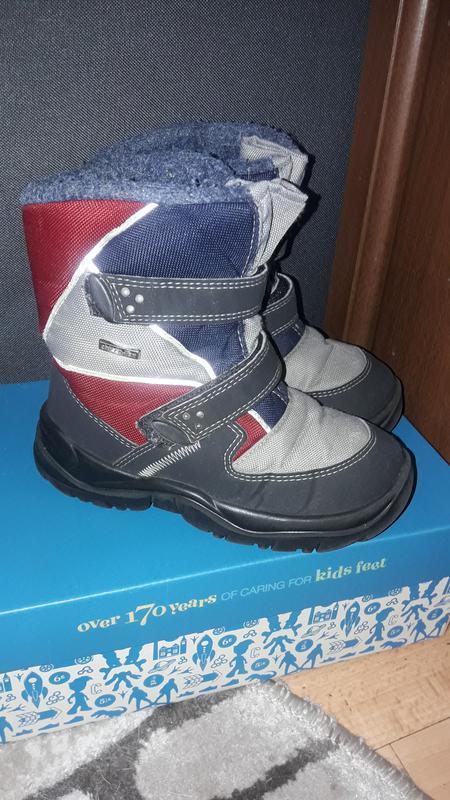 Итальянская фирменные термо ботинки chicco tex рр 27 Chicco df5e91138e7cc