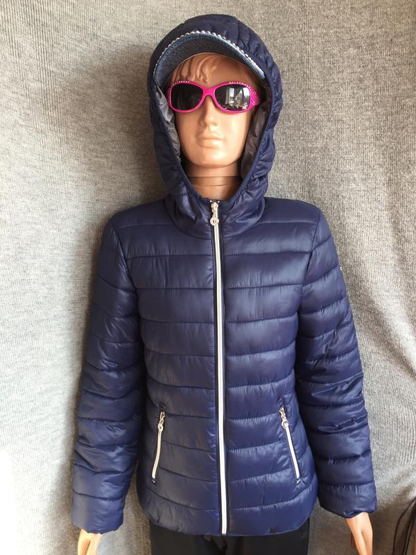 Демисезонная легкая куртка на синтепоне ido оригинал девочке 10-121 ... 41530679c94
