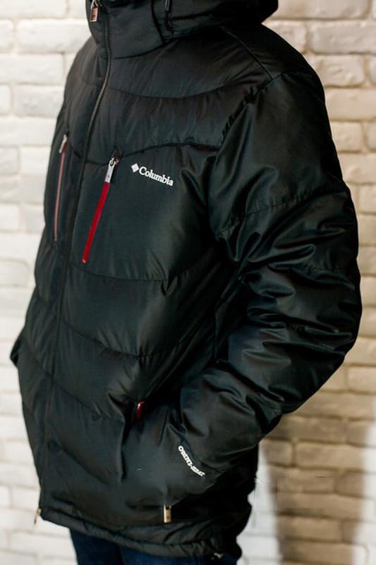 Мужская зимняя куртка columbia omni-heat Columbia c621dfe990c31
