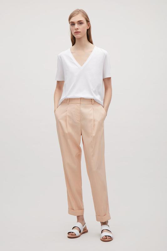 b920f66d35c1 Тонкие летние брюки cos COS, цена - 950 грн, #10688816, купить по ...
