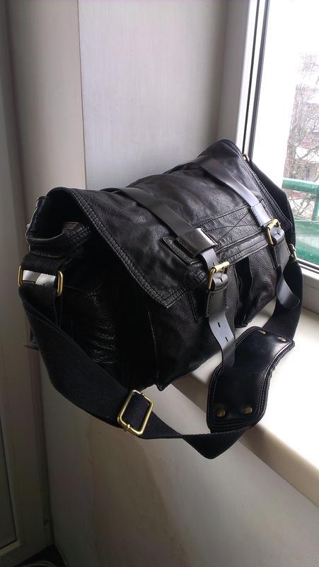 a6b040e5e7b7 Кожаная сумка belstaff colonial, цена - 5500 грн, #10706835, купить ...