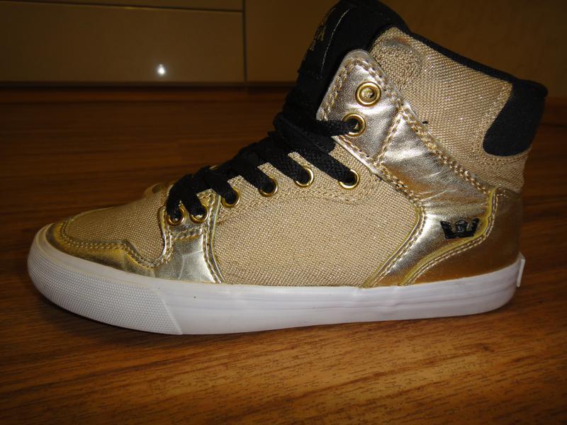 b8adbc315e24 Высокие женские кеды, кроссовки supra footwear р.39 стелька 24,5 оригинал1  ...