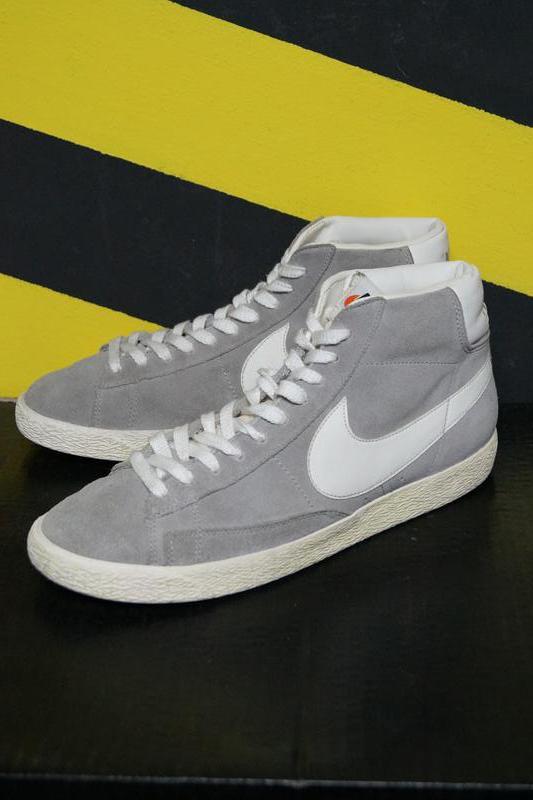 Высокие замшевые кроссовки Nike, цена - 800 грн,  10720677, купить ... cb8daeb6925