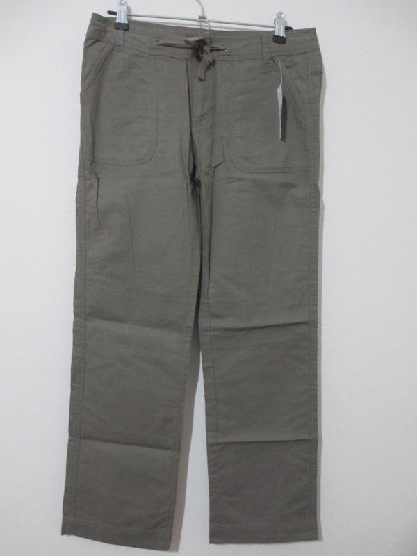 a8487e6b78b Штаны брюки лен-хопок kiabi оригинал европа франция Kiabi Woman ...