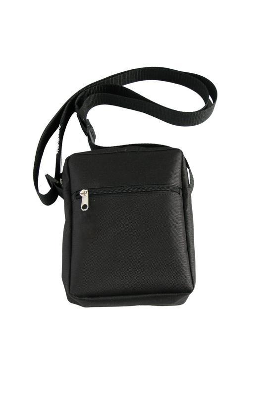 2ed138769eea Классическая чёрная мужская барсетка,сумка-мессенджер, вместительная,  удобная, практичная1 фото ...