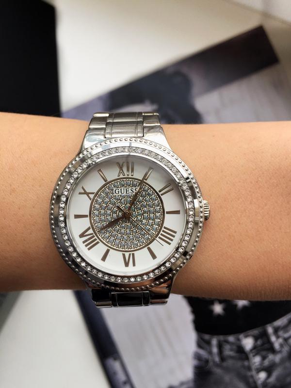 e0249cd1 Очень красивые часы guess! оригинал! Guess, цена - 2800 грн ...