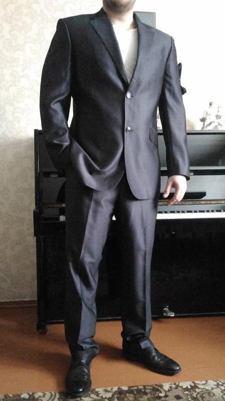 e2a36ef5b827 Шикарный dolce&gabbana оригинал, мужской костюм классика, выпускной1 фото  ...