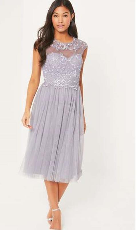 e318c0980df Вечернее платье little mistress (рurple lace) Little Mistress