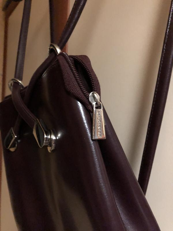 793ac3f2c664 ... Стильная сумка рюкзак натуральная кожа оригинал lancaster5 фото