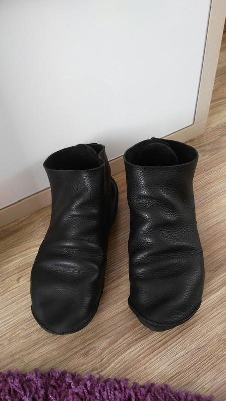 Шкіряні черевики-ботильйони trippen німеччина1 ... 0dcc04d62af7d