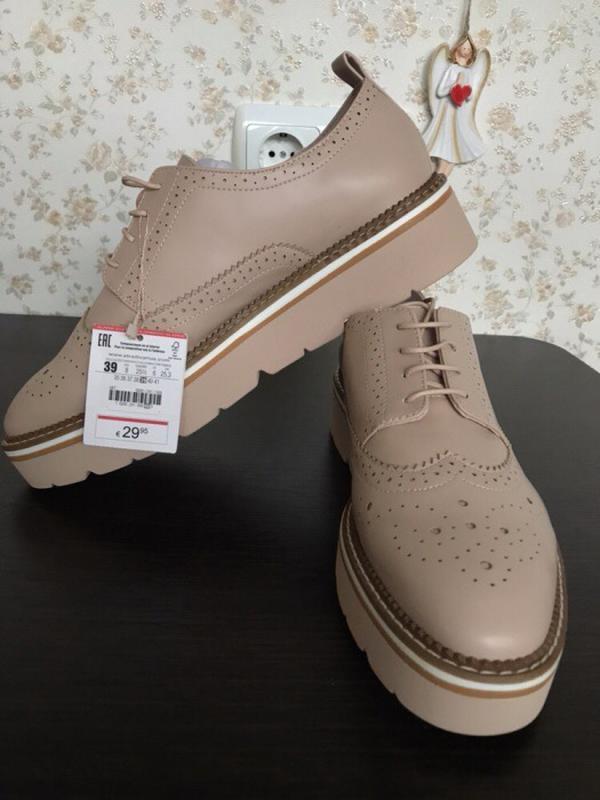 Туфли кеды кроссовки лоферы оксфорды слипоны на платформе1 ... 3021c1a56f88b