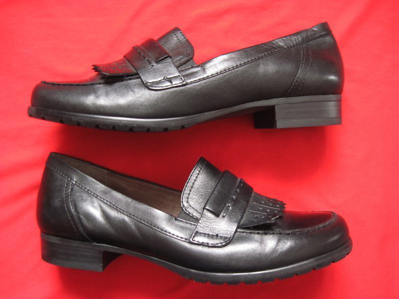 competitive price c503b 5c577 Caprice (38) кожаные туфли лоферы женские (Caprice) за 500 грн.   Шафа