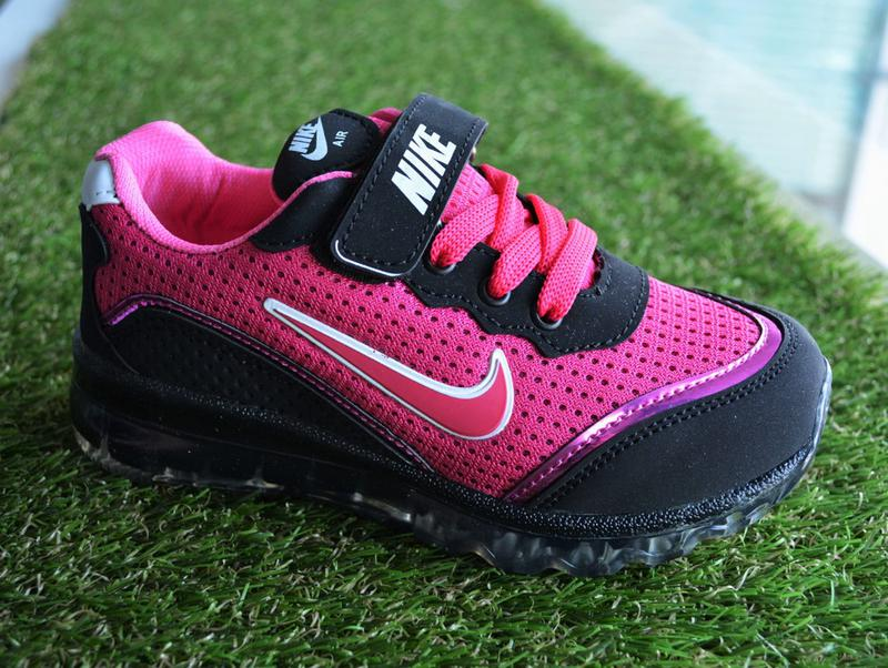 1d2e1cd38 Детские кроссовки для девочки черные с розовым, цена - 400 грн ...