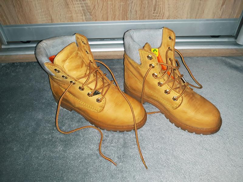 Крутые рыжие ботинки из натуральной кожи panama jack Panama Jack ... 857960d980a