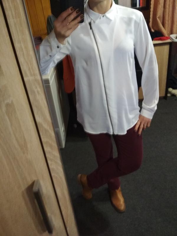 ebeb48d00235948 Необычная блузка косуха, очень стильная p. l Tom Tailor, цена - 165 ...