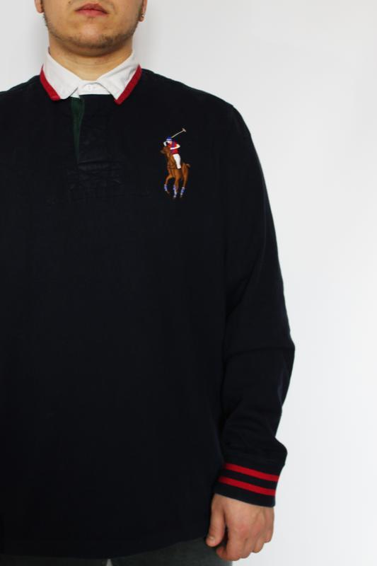 Шикарная кофта поло (polo ) лонгслив свитшот джемпер  свитер polo ralph ... 7c9e4cbfd1908