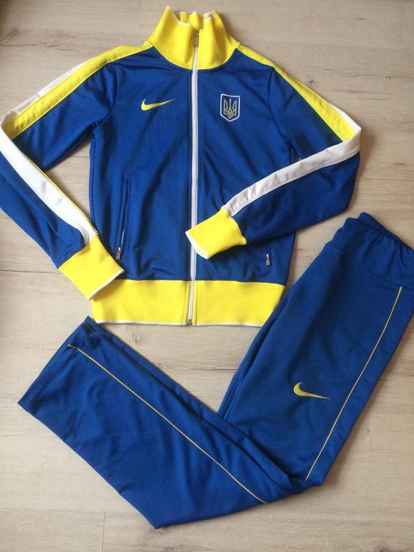Спортивний костюм nike ukraine зборніцький Nike afa52d14f1276